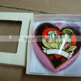 heart shaped ceramic for lover
