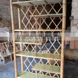 store racks supermarket bamboo store dispaly shelf