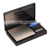 Black Digital Pocket Scale For Jewelry