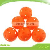 Soft Promotional Bulk Cheap Practice Golf ball Outdoor