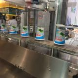 XINHUA sleeve labeling machine for cup and bottle