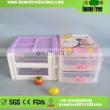 2015 New Product Medium 2 Layers Plastic Drawer Cabinet Handle