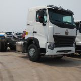 Chinese Brand Truck HOWO A7 Tractor Head Loading 40 Tons Capacity