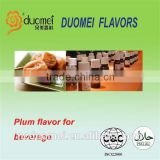 Plum <b>flavor</b> food grade <b>flavor</b> artificial <b>fragrance</b> liquid <b>flavor</b> for beverage