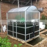 Home use biogas digester