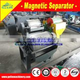 Benefication magnetic separator equipment for laboratory testing