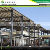 High output automatic biodiesel plant biodiesel machine biodiesel equipment with SGS