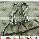 2013 hot sale wholesale silver/brass/gold stainless steel swivel bolt snap hooks