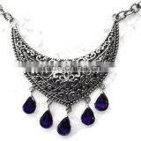 Sterling Silver amethyst Nacklace