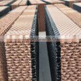 High quality evaporative greenhouse cooling pad for livestock breeding/poultry greenhouse