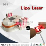 popular 14 pads 210mW diode laser effective fat removal weight loss lipo laser dual wavelength 650nm 940nm lipo machine for sale