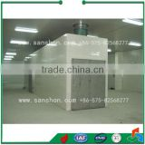 Sanshon SSJ Tunnel Fruit dehydration, Vegetable dewatering and Vegetable Dryer