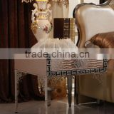 Luxurious wooden bed side table B106-2