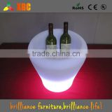 led ice bucket/LED comerical icebucket/led lighted ice bucket