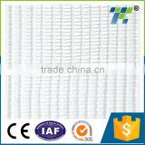 transparent scaffolding net