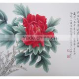 Hot!China supplier wall decoration 100% famous painter handmade painting