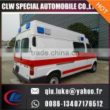 Multifunctional mini ambulance for sale price with low price