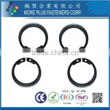 Maker in Taiwan Carbon Steel ISTW Retaining Inverted External Snap Ring