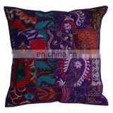 Indian Handmade New Designer Embroidered Cushion Covers