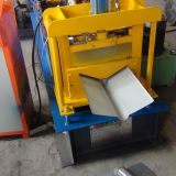 Metal Roofing ridge cap tile roll forming machine