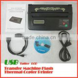 USB LCD Tattoo Thermal Copier Machine