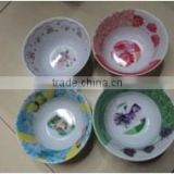 2015 BEST SELLER melamine bowl & melamine salad bowl / melamine bowl set