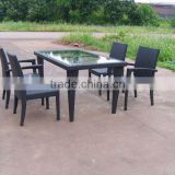 outdoor rattan sofa furniture set
