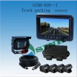 New Arrival Top Quality Waterproof Truck Parking Sensors with 7.0 Inch TFT Monitor and Camera