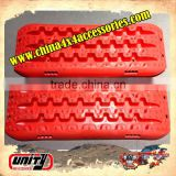 Price for 1 pair ! 25T capacity plastic sand board for 4x4 atv accessories