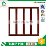 Factory Direct Price Best Factory Direct Sales Custom Aluminum Hot Selling High Quality Folding Glass Doors