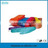 Chinese polyester lifting sling/belt soft lifting slings, belt type sling by hebei factory