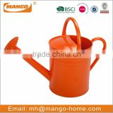 Countryside Garden Watering Can Metal Flower Pot