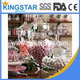big glass candy jar
