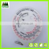 Promotional Round Shaped BMI tape measure