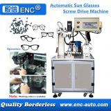 Automatic screwing machine for sun glasses assembly only