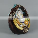 "12.5"" Polyresin Indian Figurine,Resin Figurine"