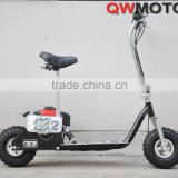 49CC 2 stroke mini Gas 2 wheel balancing Scooter for kids