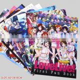 Popular attractive style Love Live Anime Poster