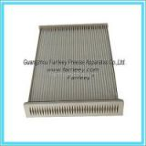 Dust Panel Filter Pleated, Dust Panel Filter, Polyester Dust Panel Filter