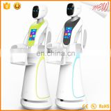 restaurant delivery food human service intelligent humanoid robot waiter