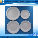 Disposable paper plates in high quality