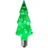 Buy Christmas tree shape fairy lights Christmas tree shape copper wire led bulb