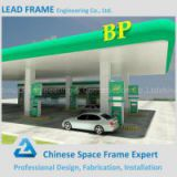 Economical Metal gas station canopies for sale Manufacturer