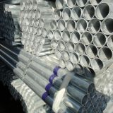 BS1387 Scaffolding Galvanized Steel Pipe
