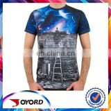 3d digital printing oem design wholesale funny t shirts