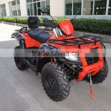 EPA Approved 4-Stroke 500CC Air cooled engine ATV