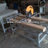 WOOD CHIPS PRESS BLOCK MACHINE