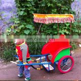 Hot selling robot rickshaw for rental
