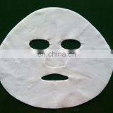 2014 Hot selling Spunlace non woven facial mask cosmetic facial mask