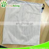 Bending pumping rope beam port rope bags polyester bags, curved lines drawn rope bags